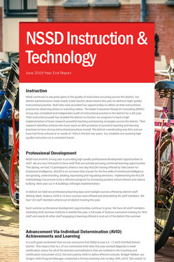 NSSD Instruction & Technology