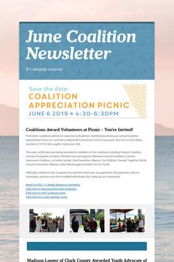 June Coalition Newsletter