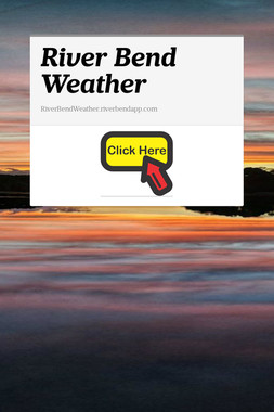 River Bend Weather