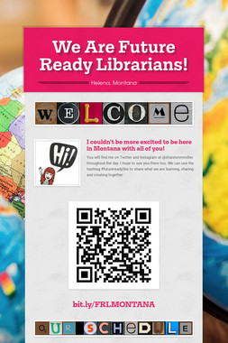 We Are Future Ready Librarians!