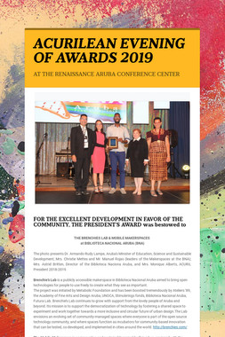 ACURILEAN EVENING OF AWARDS 2019