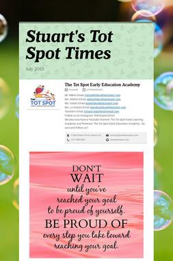 Stuart's Tot Spot Times