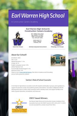 Earl Warren High School