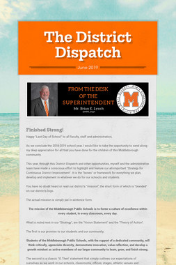 The District Dispatch