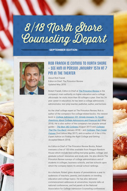 8/18 North Shore Counseling Depart