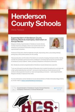 Henderson County Schools
