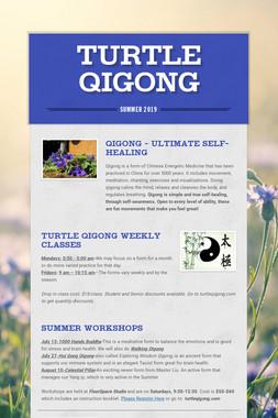 Turtle Qigong