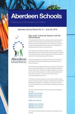 Aberdeen Schools