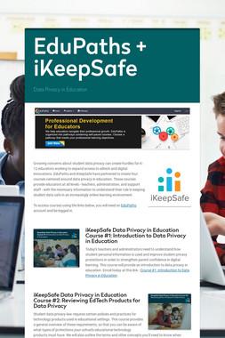 EduPaths + iKeepSafe