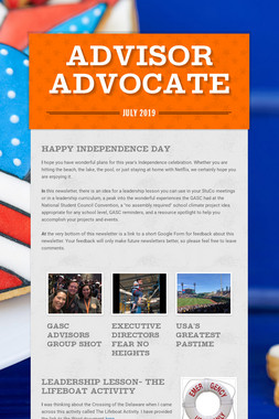 Advisor Advocate