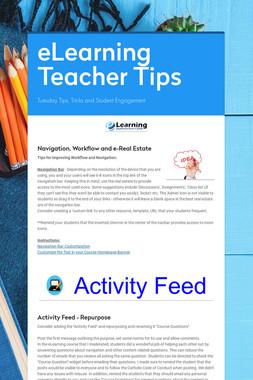 eLearning Teacher Tips