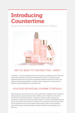 Introducing Countertime