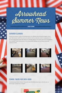 Arrowhead Summer News