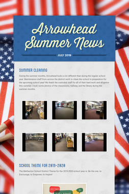 Arrowhead Summer News