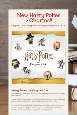 New Harry Potter ⚡️Charms!!