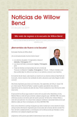 Noticias de Willow Bend