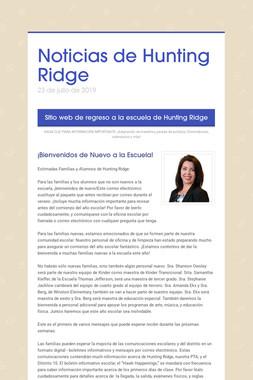 Noticias de Hunting Ridge