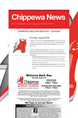 Chippewa News
