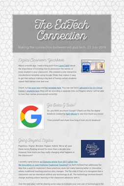 The EdTech Connection