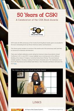 50 Years of CSK!