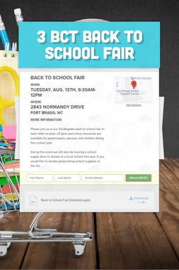 3 BCT Back to School Fair