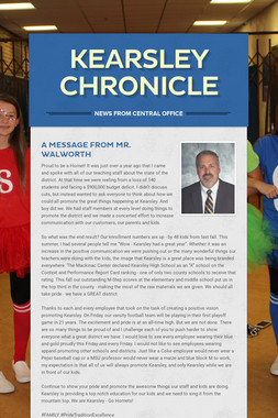 Kearsley Chronicle