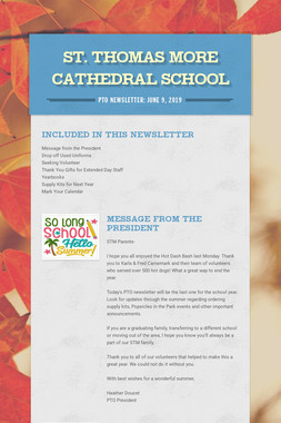 St. Thomas More Cathedral School