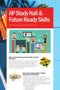 AP Study Hall & Future Ready Skills