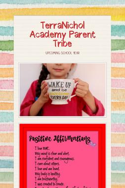 TerraNichol Academy Parent Tribe