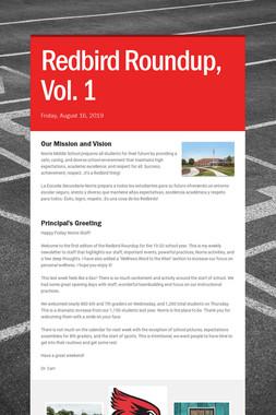 Redbird Roundup, Vol. 1