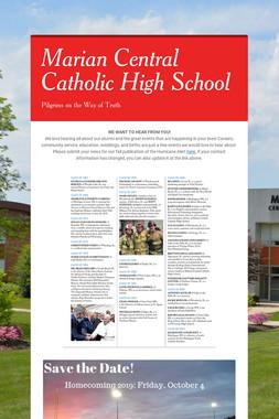 Marian Central Catholic High School