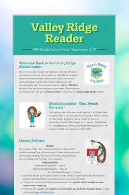 Valley Ridge Reader