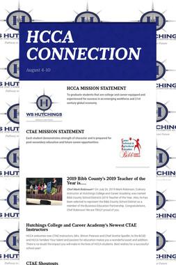 HCCA CONNECTION