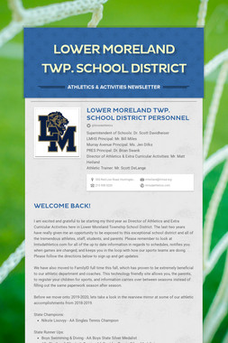 Lower Moreland Twp. School District