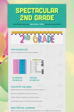 Spectacular  2nd Grade