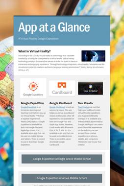 App at a Glance