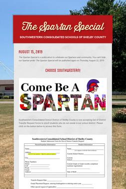 The Spartan Special
