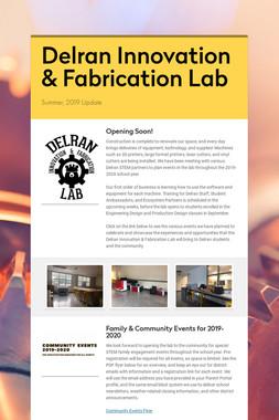 Delran Innovation & Fabrication Lab