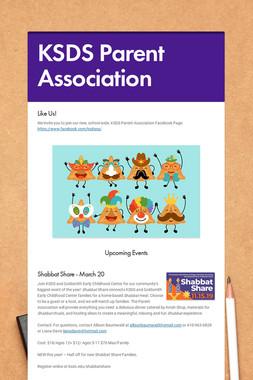 KSDS Parent Association