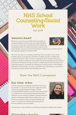 NHS School Counseling/Social Work