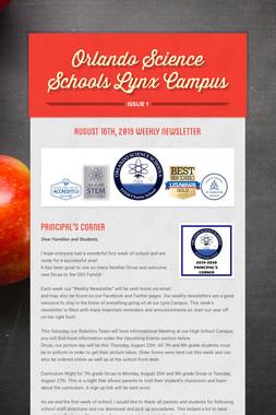 Orlando Science Schools Lynx Campus