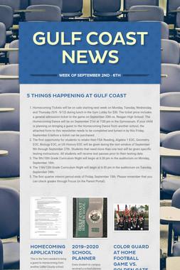 Gulf Coast News
