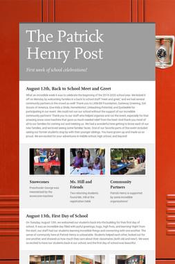 The Patrick Henry Post