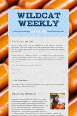 Wildcat Weekly