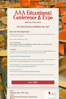 AAA Educational Conference & Expo
