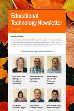 Educational Technology Newsletter