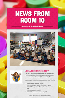 News From Room 10