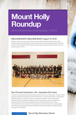 Mount Holly Roundup