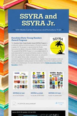 SSYRA and SSYRA Jr.