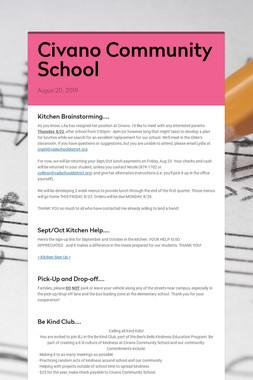 Civano Community School